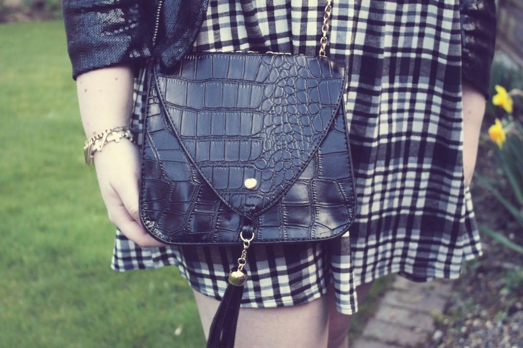 Missguided Chain Strap Bag