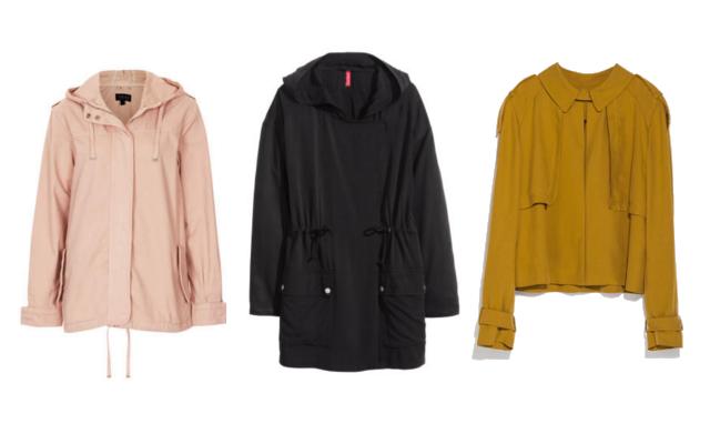 Summer Coats SS14