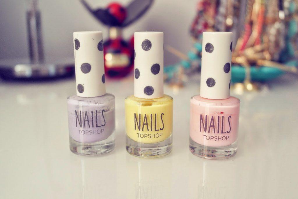 UK Fashion Blogger Nails