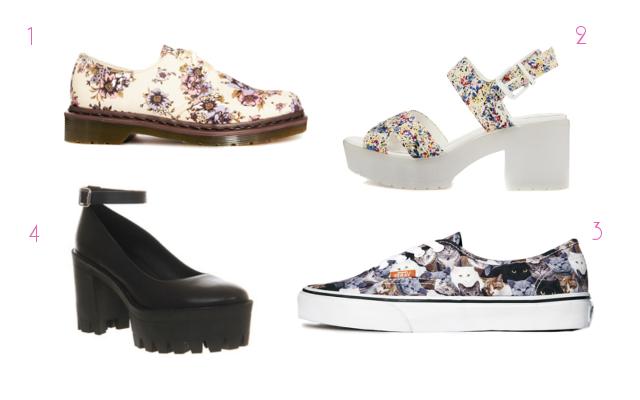 UK Fashion Blogger Wishlist Shoes