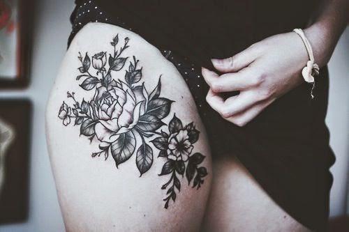 UK Fashion Blogger Tattoo