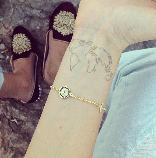 UK Fashion Tattoos