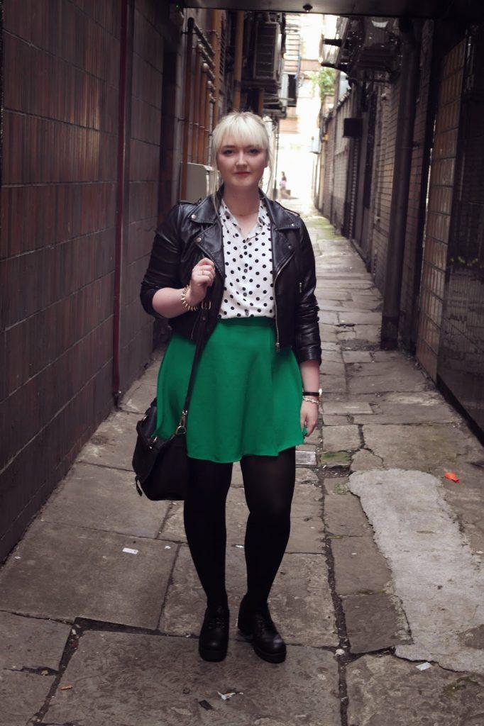 UK Fashion Blogger OOTD